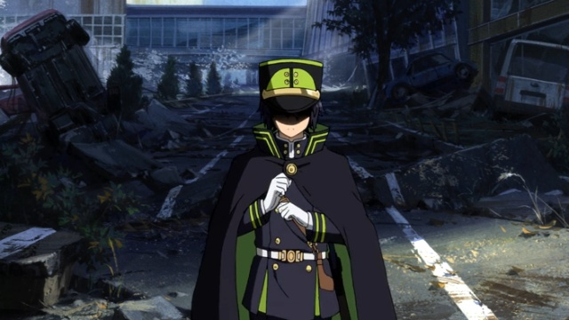 Seraph of the End anime series-An older Yuu [First Look at The Anime]
