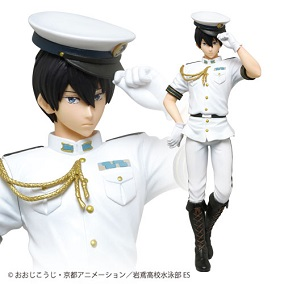 Taito Free! Eternal Summer Haru Anime Figure Test Photo