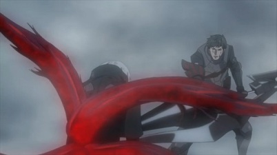 Tokyo Ghoul A 2015-Anime Series Review image 7