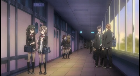 An Explanation of My Teen Romantic Comedy is Wrong As I Expected. 2 Episode 3 Image 2