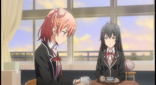 An Explanation of My Teen Romantic Comedy is Wrong As I Expected. 2 Episode 3 Image 5