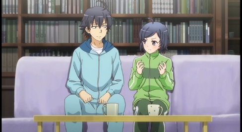 My Teen Romantic Comedy is Wrong As I Expected. 2 Episode 2-5 Anime Review image 7