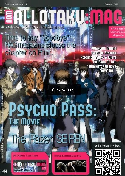 All Otaku E-Magazine Issue #14