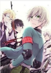 Aoharu x Kikanjuu 2015 anime series [Summer 2015 Anime Preview]