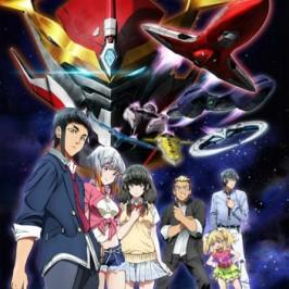 Aquarion Logos 2015 anime series [Summer 2015 Anime Preview]
