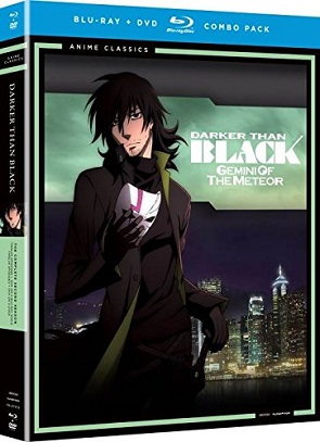 Darker Than Black S2 Classics Line by FUNimation Entertainment