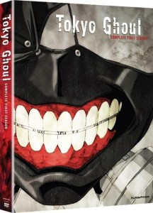 Tokyo Ghoul [First Season=Not Final] by FUNimation Entertainment