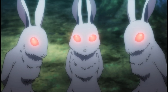 Is it Wrong to Try to pick up Girls in a Dungeon, killer bunnies-Part 2