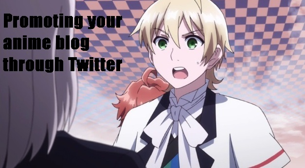 Promoting your anime blog through Twitter-Devils and Realist meme