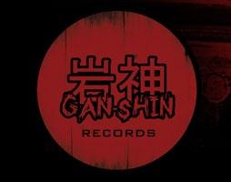 Gan-Shin Records logo