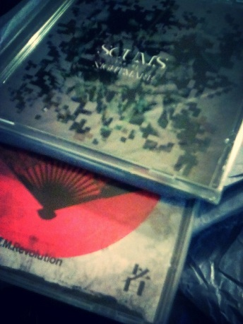 JRock CDs!