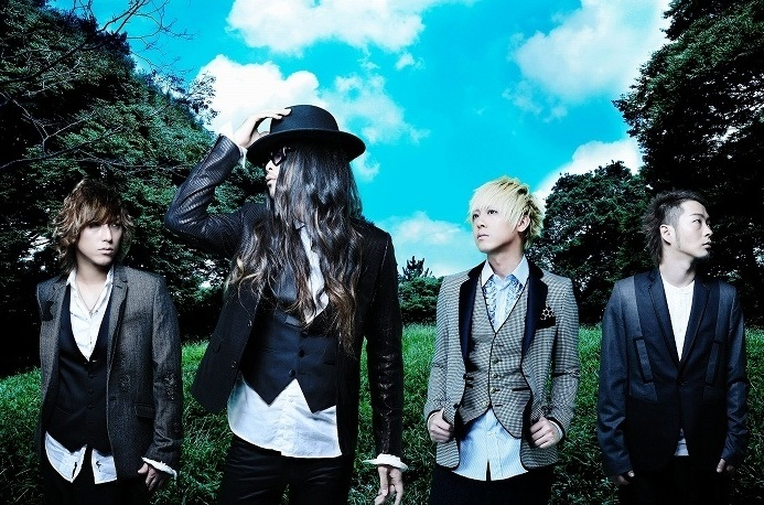 MUCC band photo by provided by Gan-Shin Records