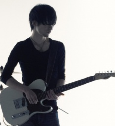 TK (Toru Kitajima) on guitar