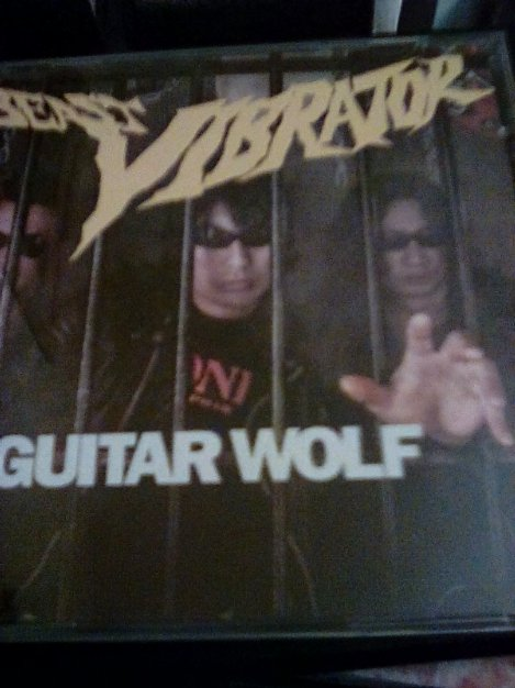 Beast Vibrator by Guitar Wolf CD Album Review