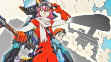 FLCL anime series